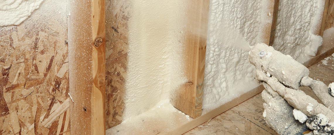 Your Fireproofing & Spray Foam Specialist